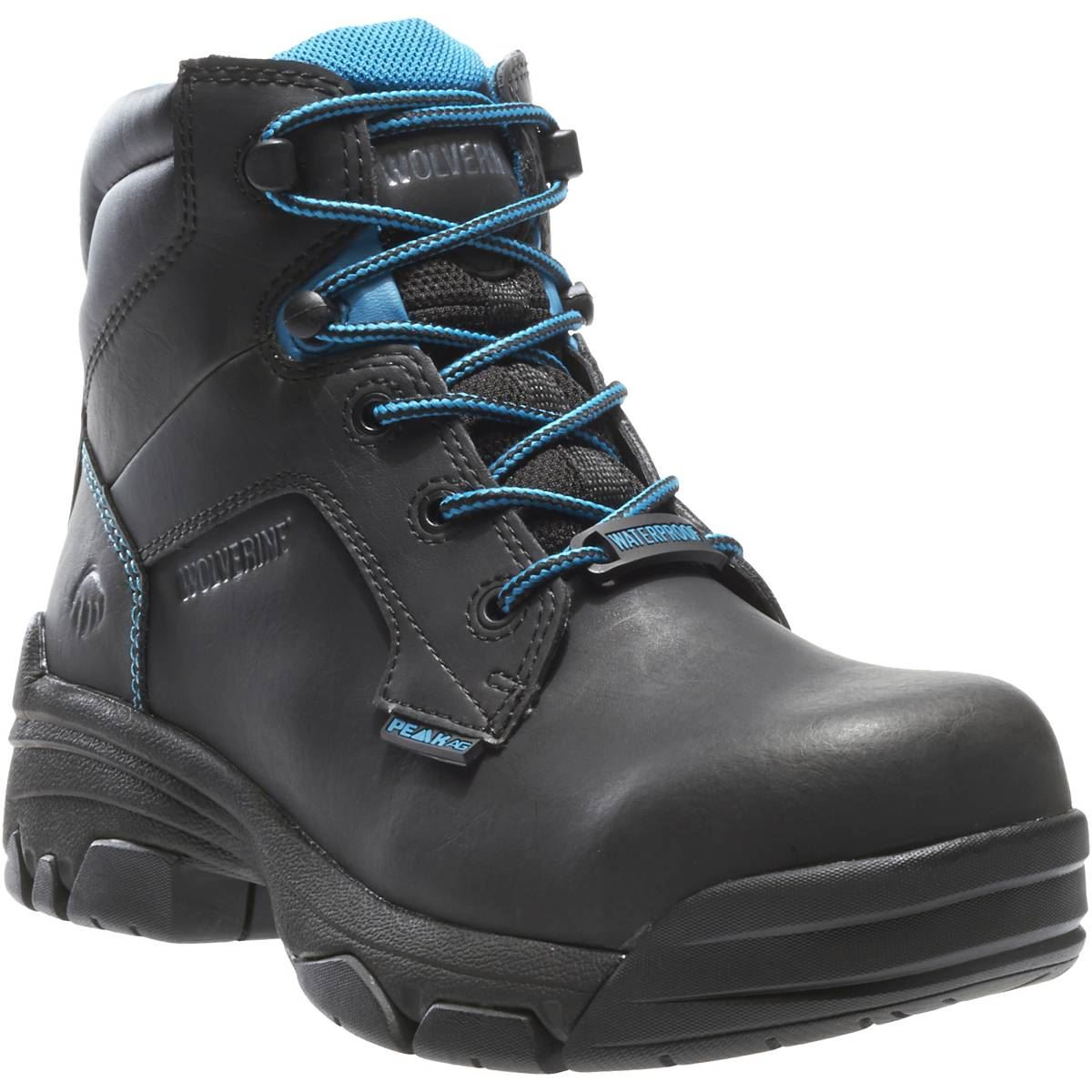 Innovative  ARGON HI CT Waterproof Womens Work Safety Boot Black US6 NWD  EBay