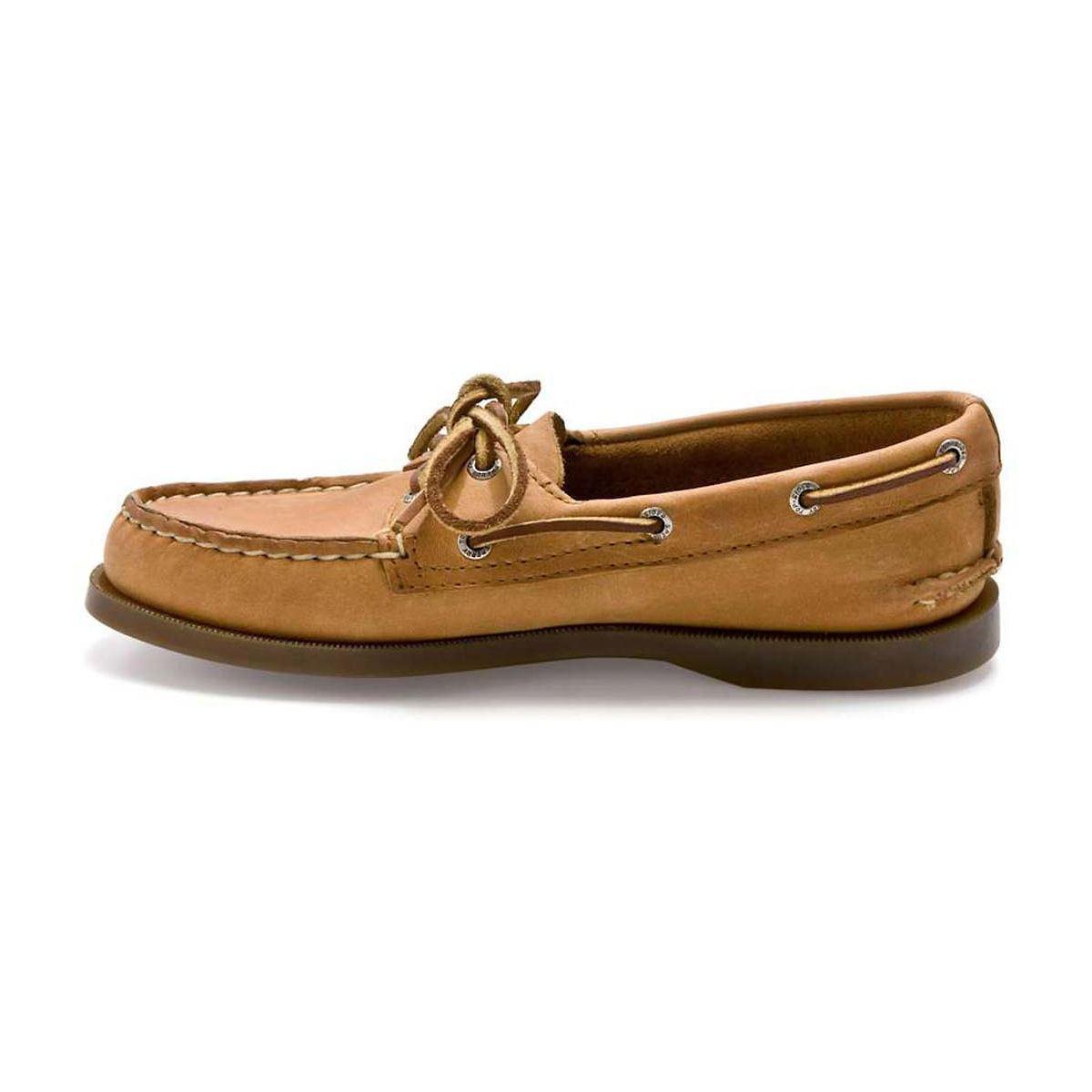 Sperry Womens Authentic Original 2 Eye Boat Shoe Sahara