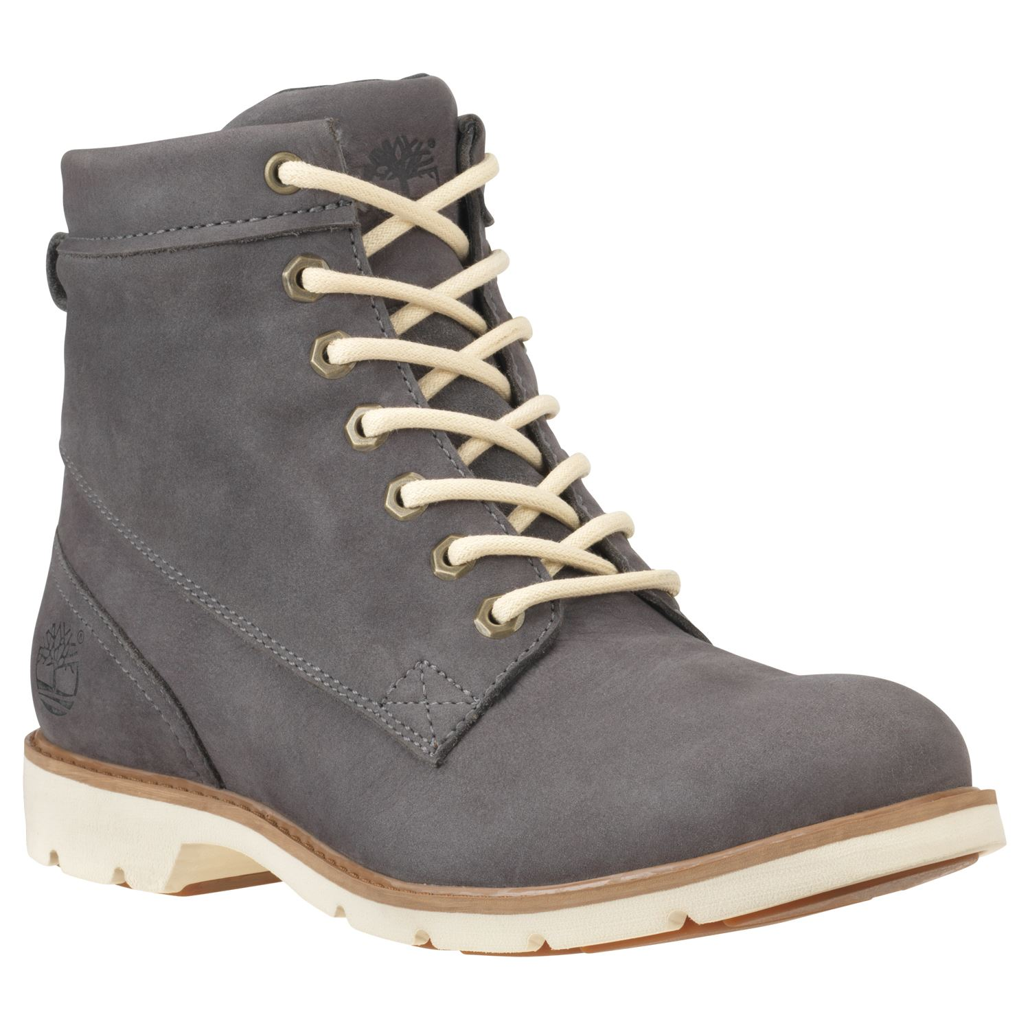 Cool Timberland Women39s Waterproof Laceup Boots In Brown  Lyst