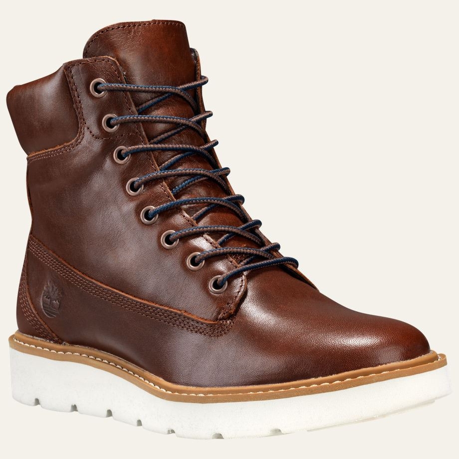 Amazing A Rugged Leather Upper And Classic Hiker Silhouette Receives A Modern Boost Thanks To The Timberland Kenniston 6? Lace Up Boot?s Injectedmolded, Grooved EVA Outsole, While An OrthoLite? Footbed Offers Cushioning And Natural Anti