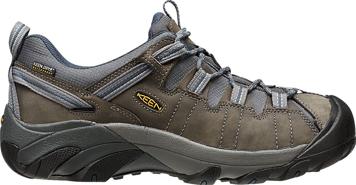 Keen Men S Targhee Ii Waterproof Hiking Shoes Gargoyle