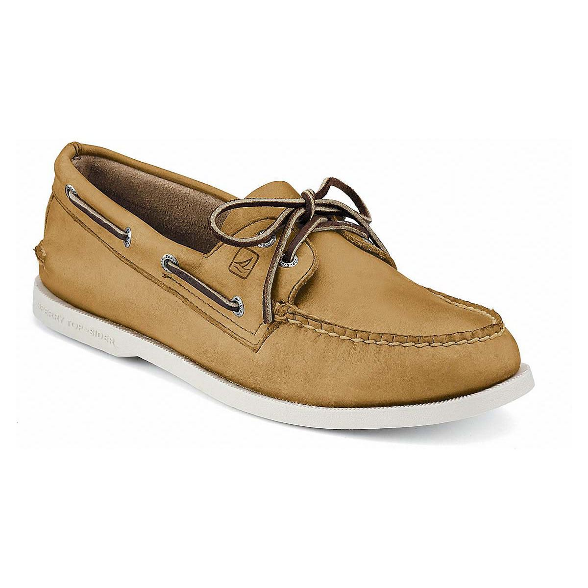 Sperry Top Sider Men S Authentic Original Boat Shoe Oatmeal