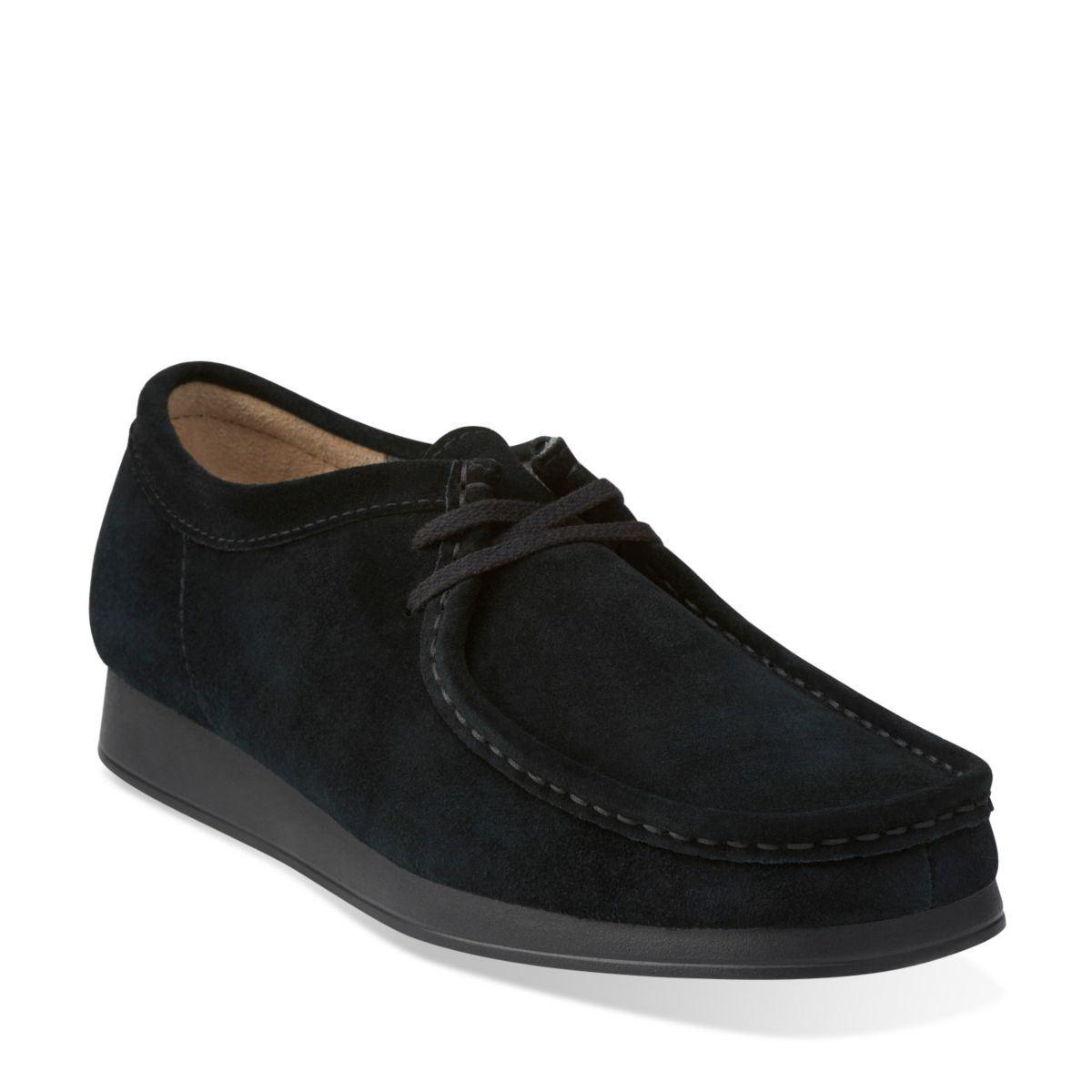 Mens Shoes Aerial