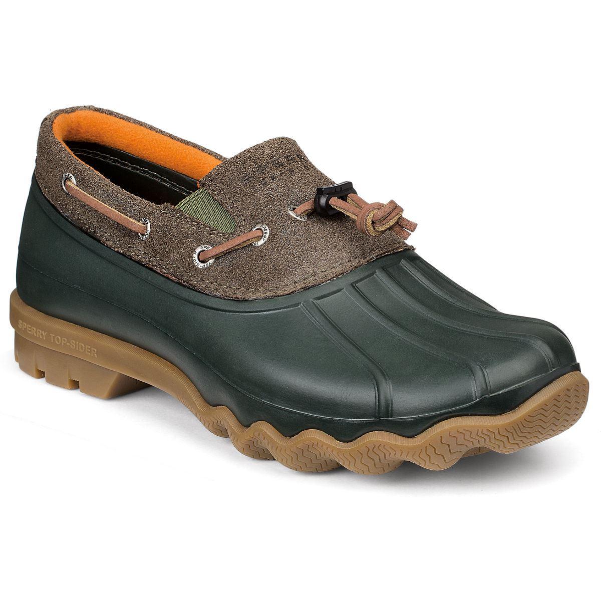 Mens Slip On Duck Shoe