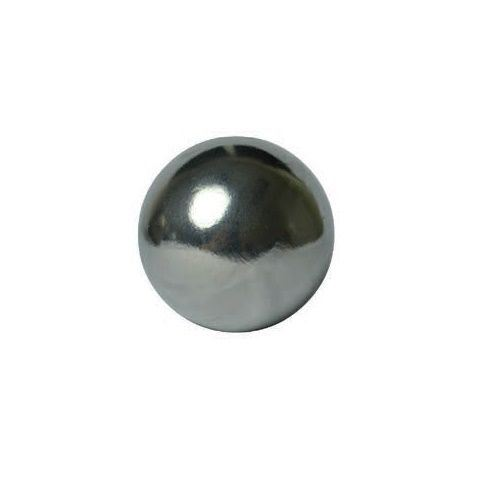 """4"""" Chrome Fire Ball with Ceramic Coating"""