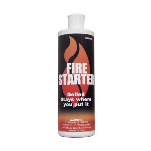 Stove Bright Gelled Fire Starter - 24 oz., Case of 12