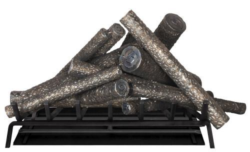 """24"""" Steel Burner and Log Set By The Outdoor Plus"""