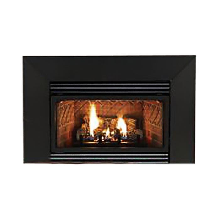 Empire VFPC20IN33P Insbrook VF MV 20000 BTU Fireplace Insert - LP