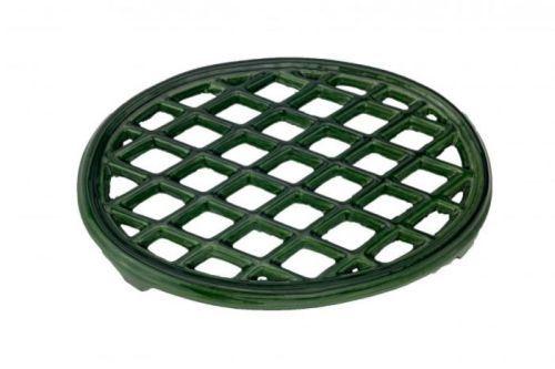 John Wright 33353 Green Majolica Lattice