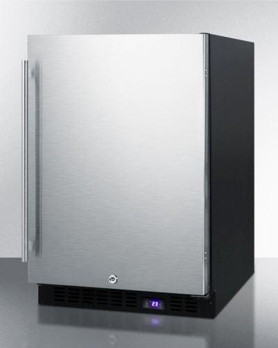 Frost-Free Built-In Undercounter All-Freezers Model SCFF53BSS