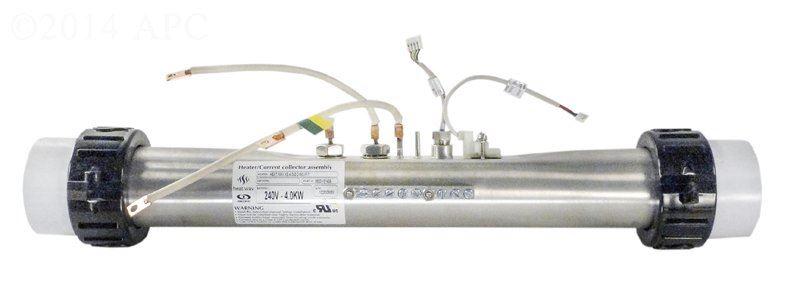 Gecko Alliance GKT9920101435 4 KW 240V Heater Complete with All Sensors Heat