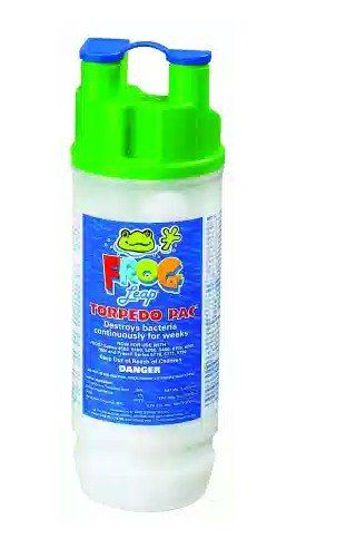 King Technology 01037937EACH Pool Frog Leap Torpedo Pac