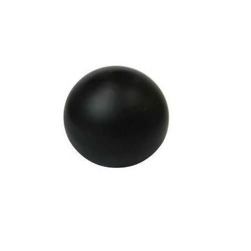 "4"" Black Fire Ball with Ceramic Coating"