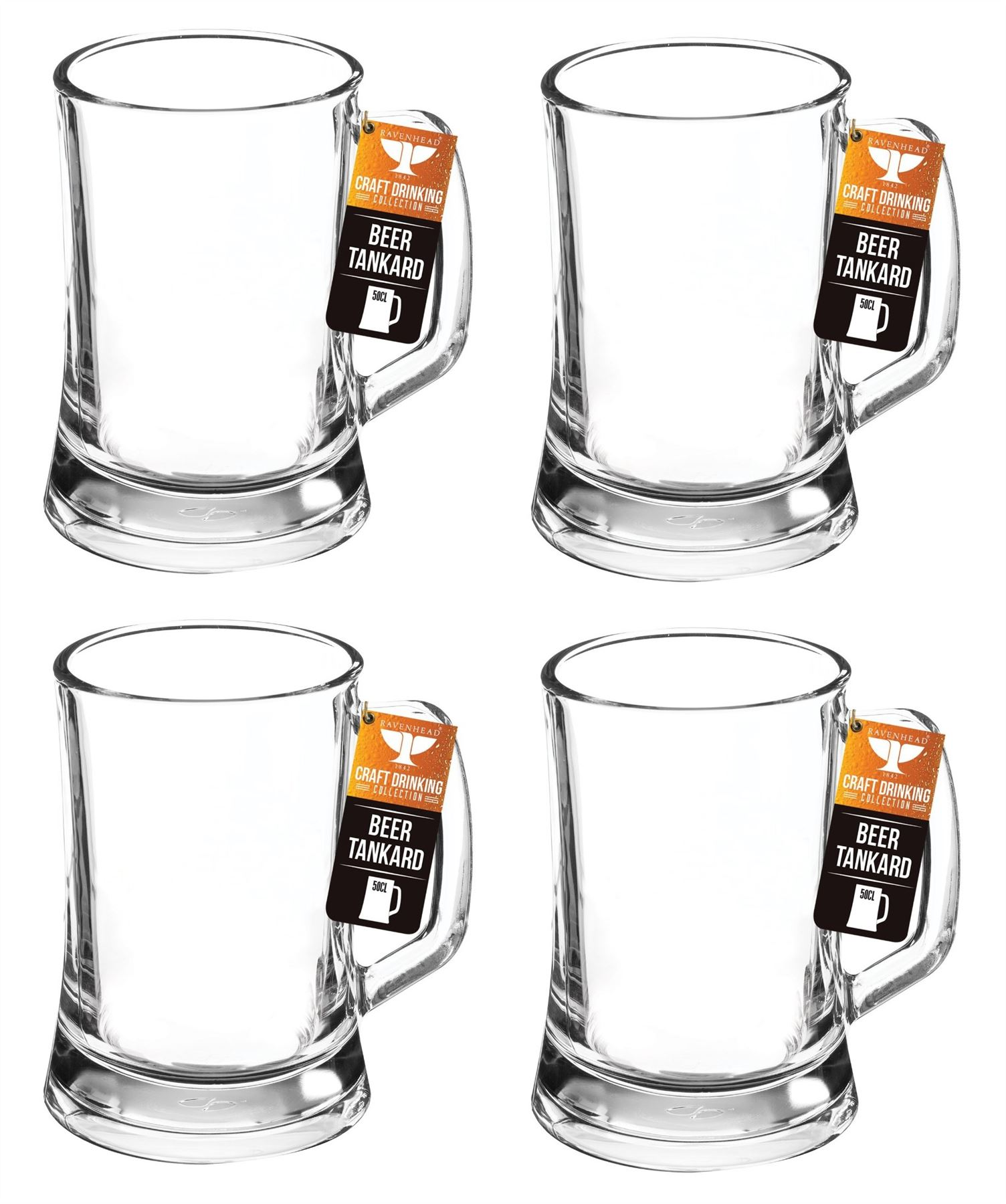 Ml Lager Glasses