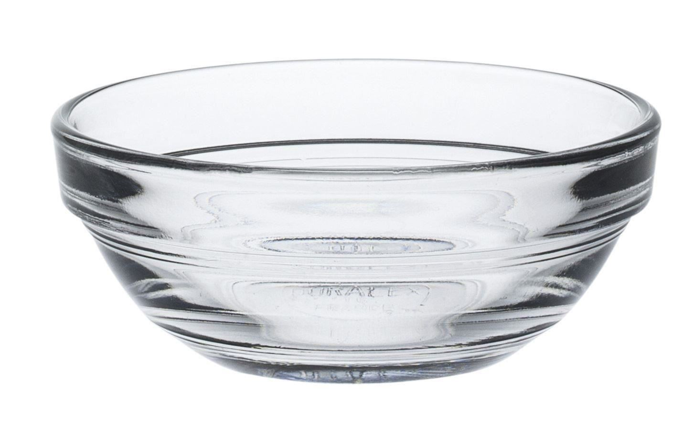 Duralex Square Glass Storage Bowls