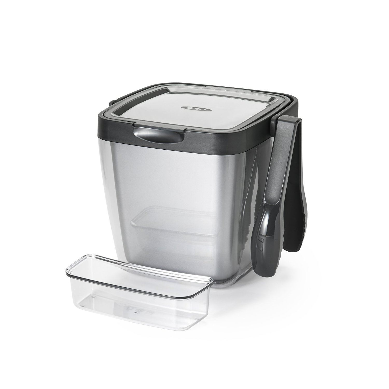 Oxo Good Grips 3 Piece Ice Bucket Set 3 1l 11169200 Ebay
