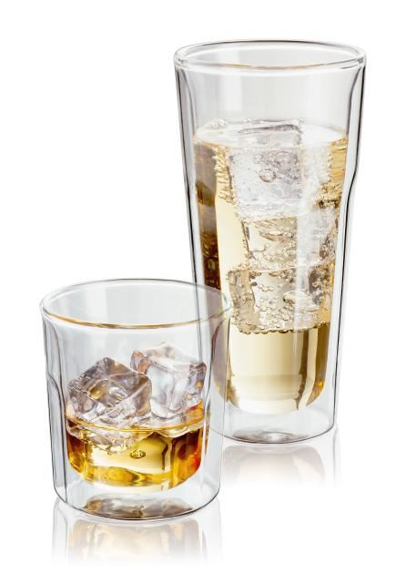 judge doppelwandig trinkglas highball whisky shot gl ser 2er set ebay. Black Bedroom Furniture Sets. Home Design Ideas
