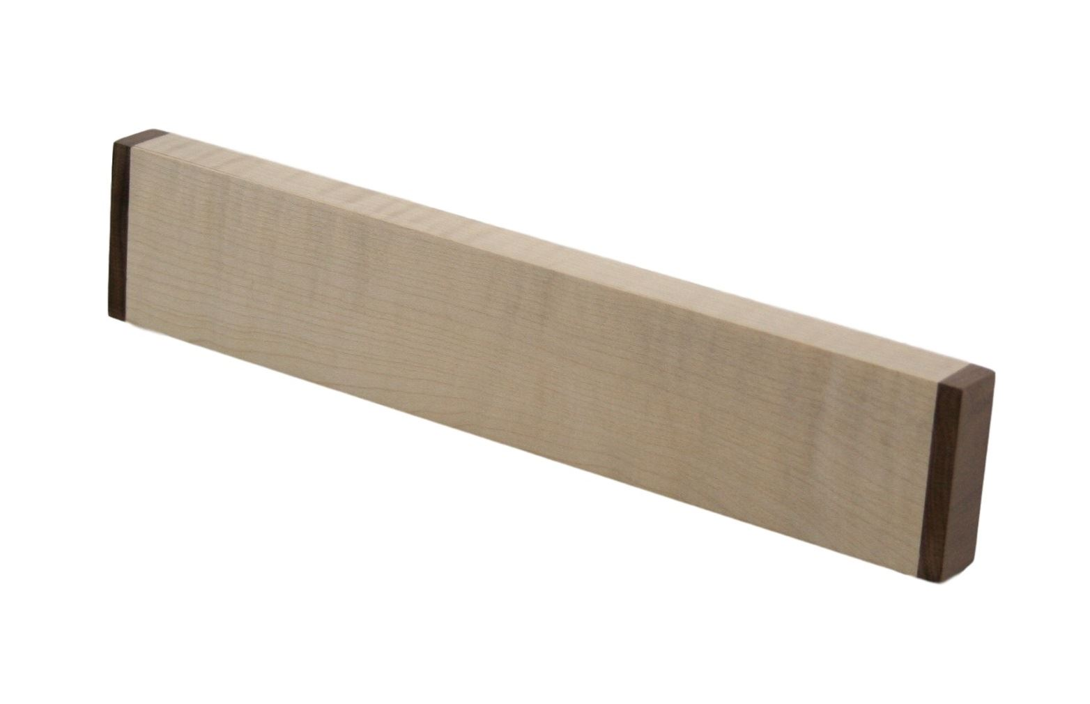 15 034 Or 18 034 Solid Wood Oak Walnut Maple Magnetic Knife Rack Strip. Full resolution  portraiture, nominally Width 1564 Height 1010 pixels, portraiture with #888844.