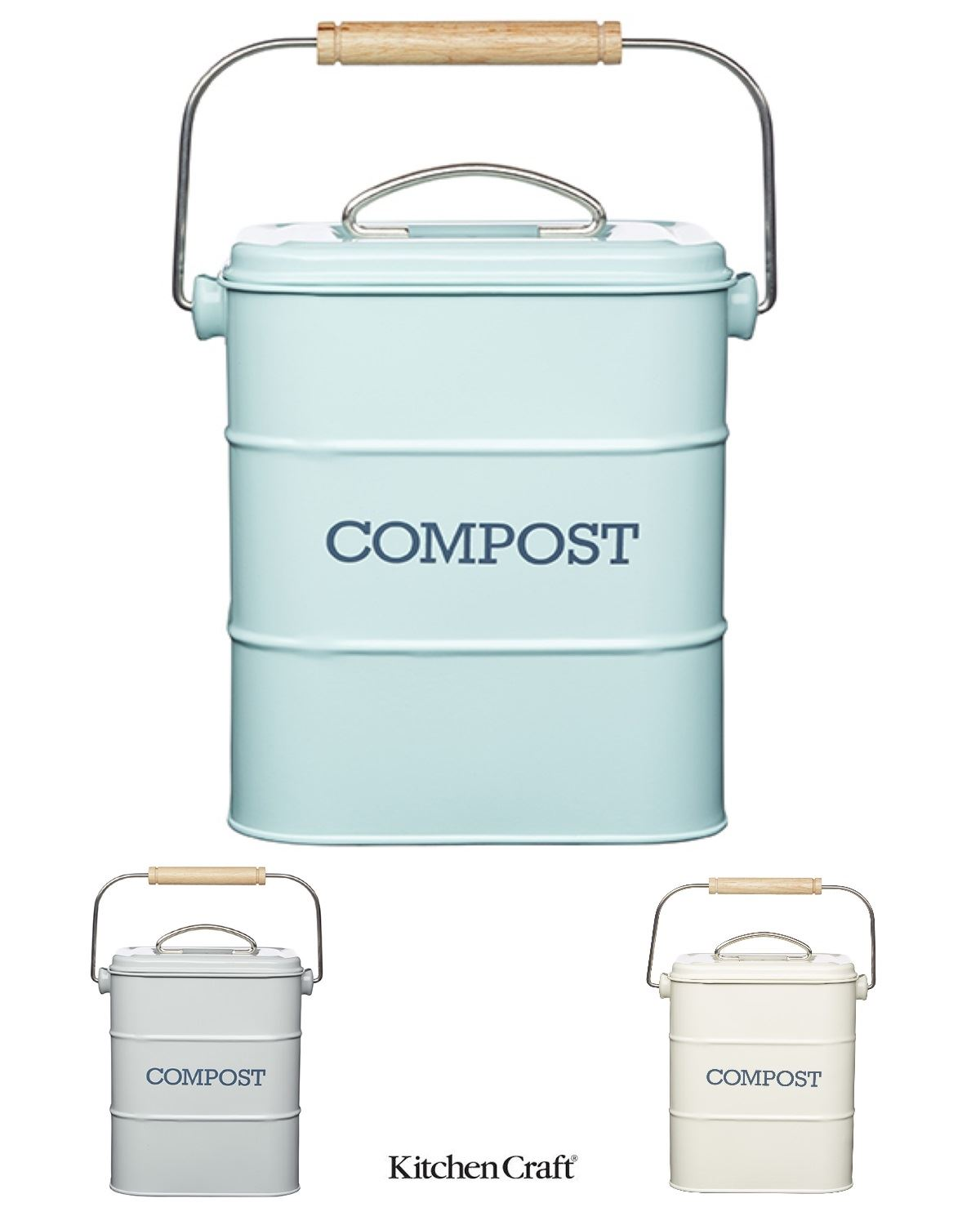 how to clean compost filter