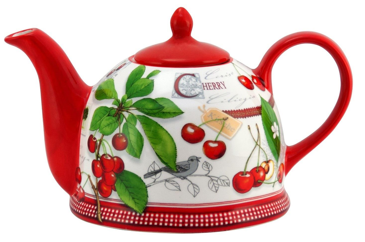 Jameson & Tailor Ceramic 1.3 or 1.8L Tea pot Teapot in Several Classic Designs