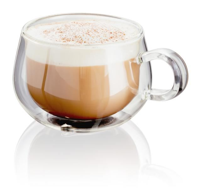 judge double walled coffee latte or espresso clear glasses set of 2 ebay. Black Bedroom Furniture Sets. Home Design Ideas