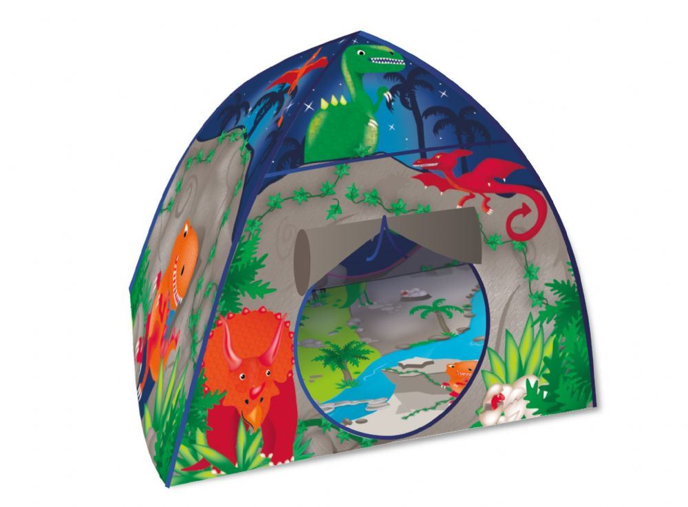 how to fold pop up play tent