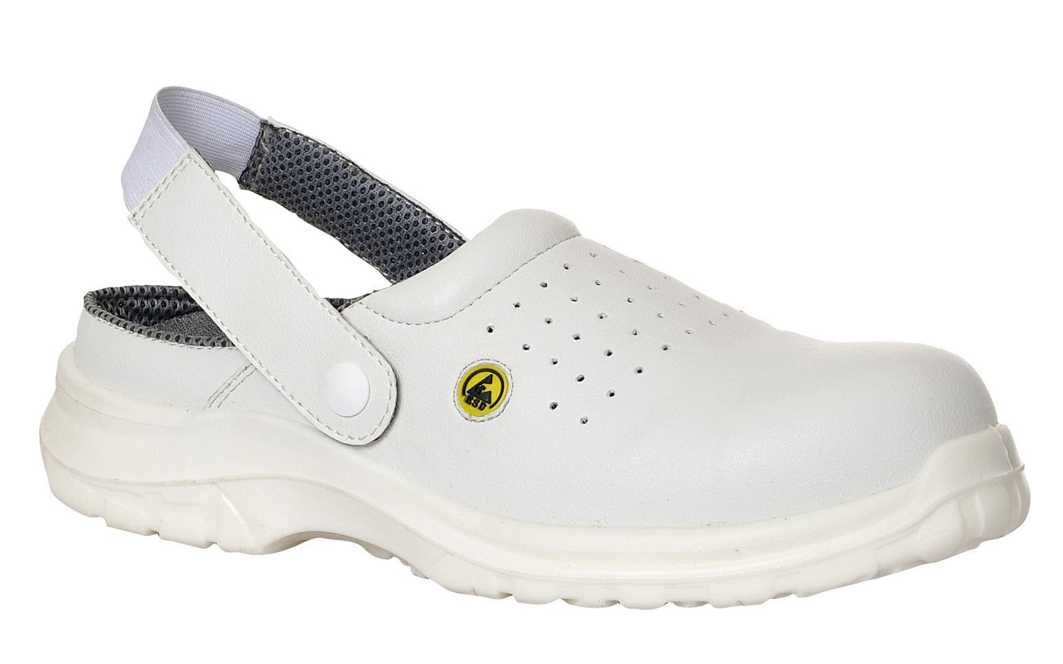 Closed ESD shoes - spajkovanie.sk / esdshop.eu / esdshop.cz (e-shop