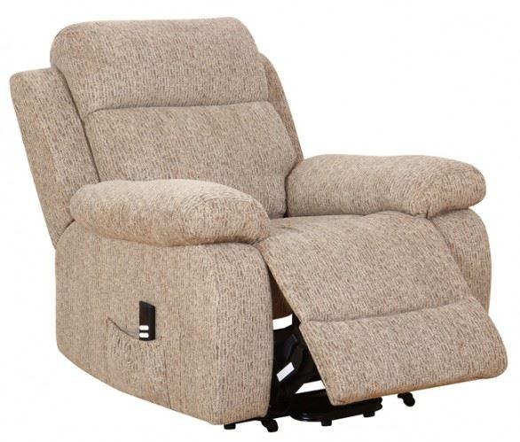 Berkshire Dual Motor Riser Recliner Chair Rise & Recline Armchair