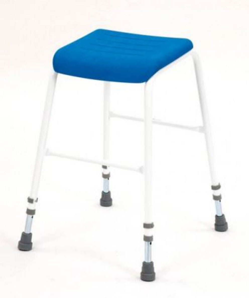 Betterlife Deluxe Perching Stool With Arms Foam Ergonomic