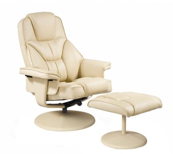 Relax at Eeze Milano Swivel Reclining Recliner Chair with ...
