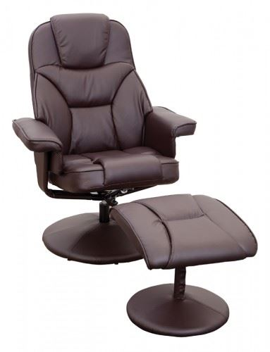 Relax At Eeze Milano Swivel Reclining Recliner Chair