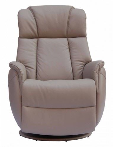 Sorrento Leather Electric Recliner Chair Swivel Recliner Rocking Armchair EBay