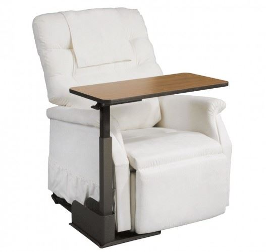 Over Chair Table For Riser Recliner Mobility Lift Rise