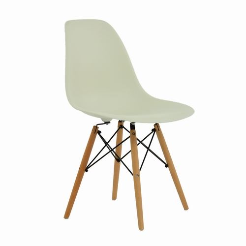 Eames inspired Eiffel DSW Natural style Chair Lounge Dining Retro Designer