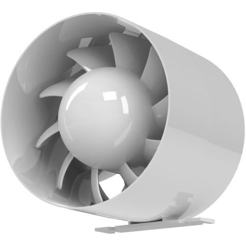 Ventilation Ducts Information : Quality axial duct ducting extractor fan mm arc