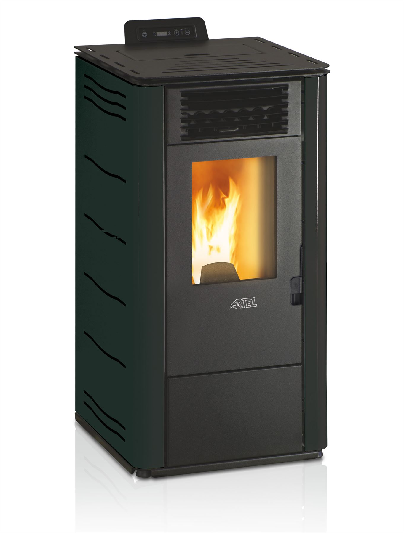 how to make a combustion heater more efficient