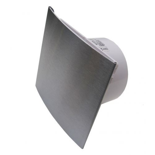 Kitchen Extractor Fan: 100-120mm Hidden Luxury Bathroom Kitchen Extractor Fan