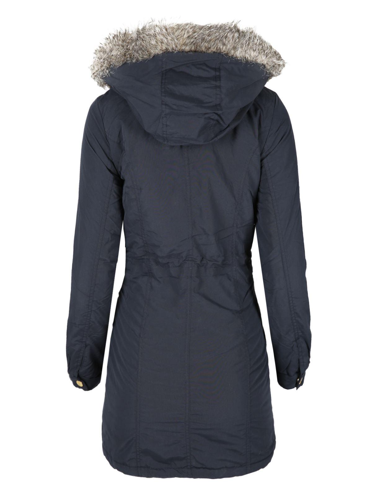 Womens plus size winter coat