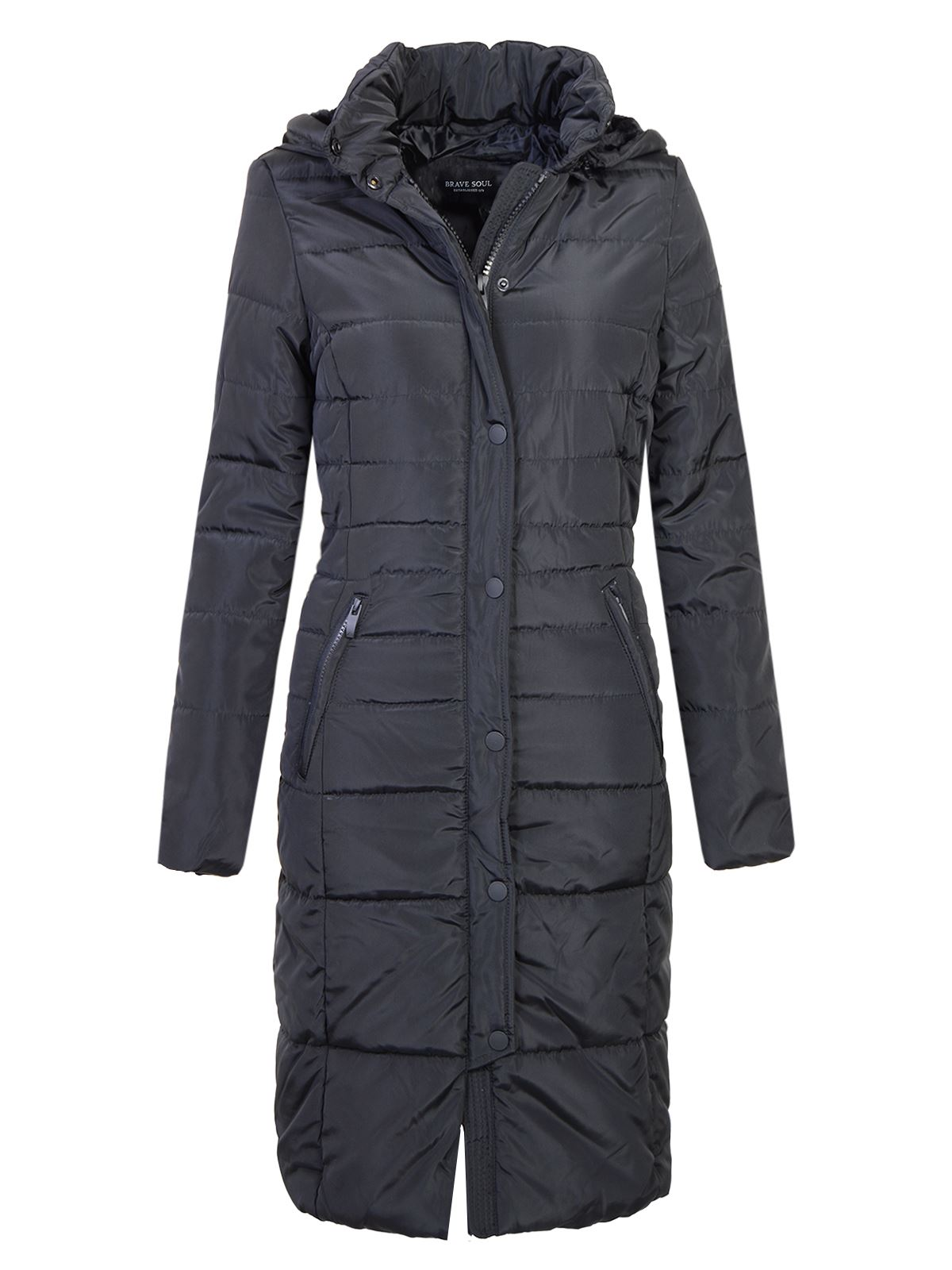 The water-resistant Florence Womens Long Padded Jacket is ideal for the winter. Designed in a longer length with microfiber filler, it's lightweight and retains heat well, keeping you warm and toasty when you're out and about.