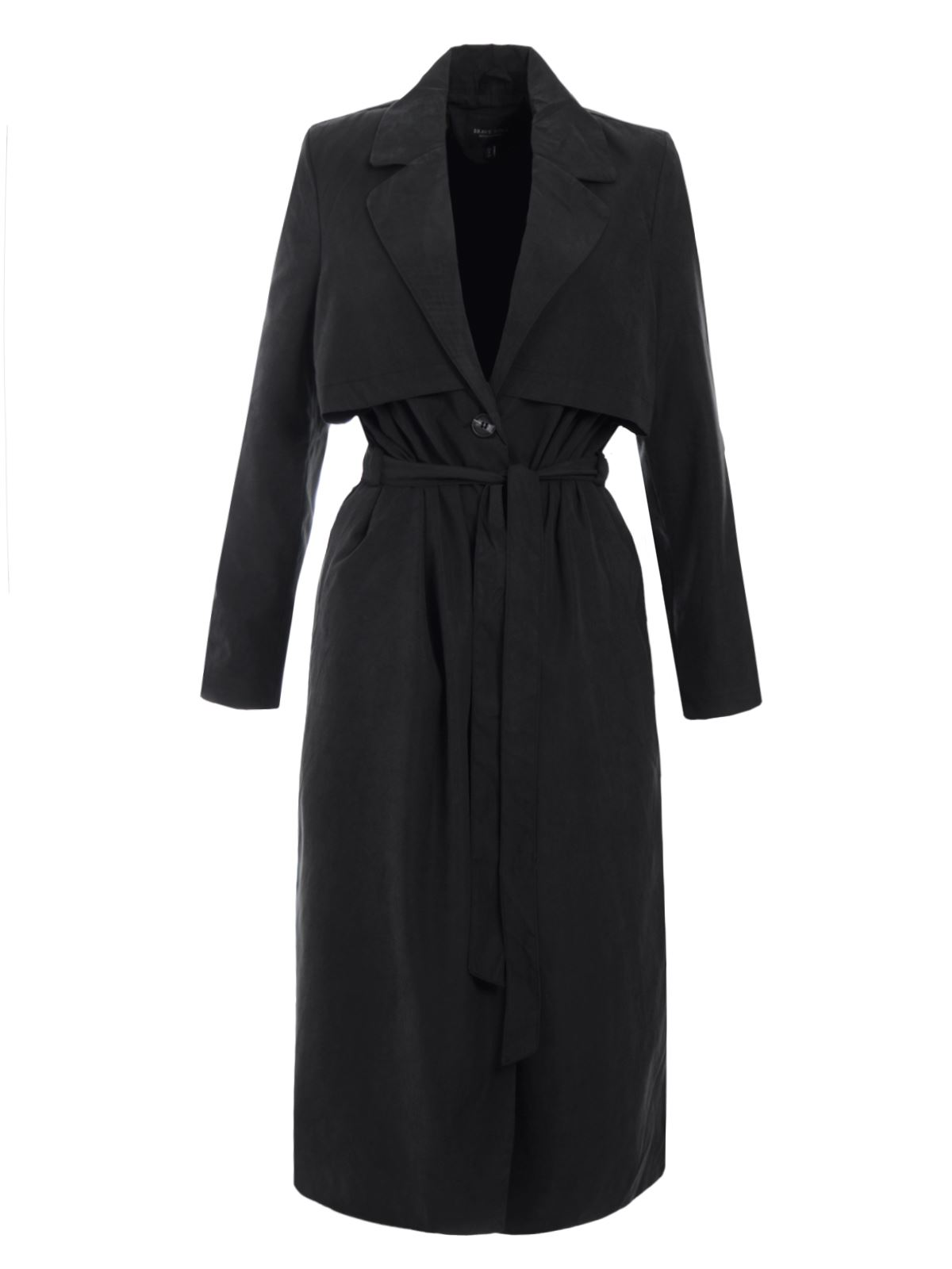 womens ladies oversized moss microfibre maxi length duster coat belted jacket ebay. Black Bedroom Furniture Sets. Home Design Ideas