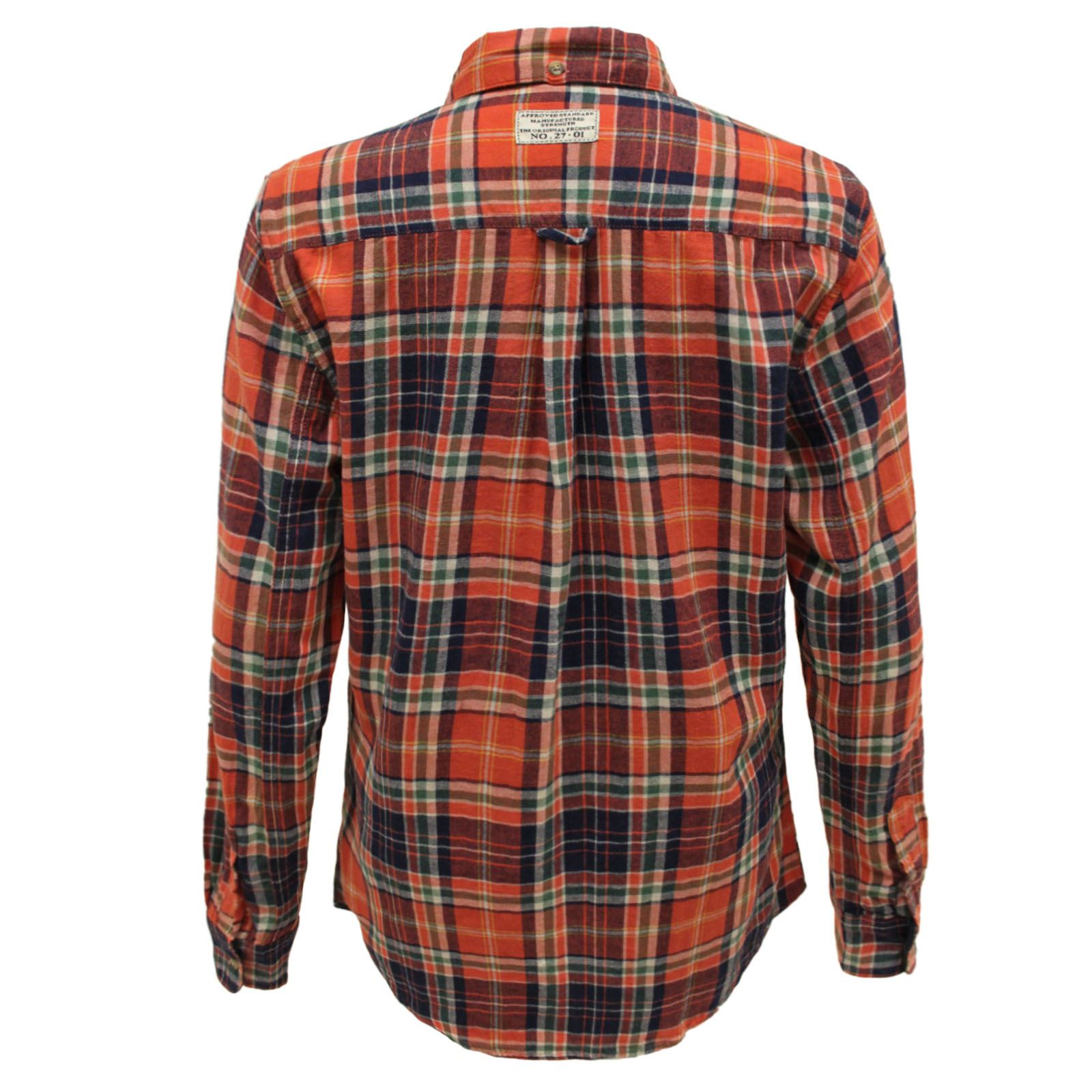 Our men's linen shirt collection features a handsome variety of slim fit short sleeve shirts in multi-stripe, plaid and vivid solid colors. Versatile men's long sleeve linen shirts are all-occasion favorites available in an assortment of fashionable colors and patterns.