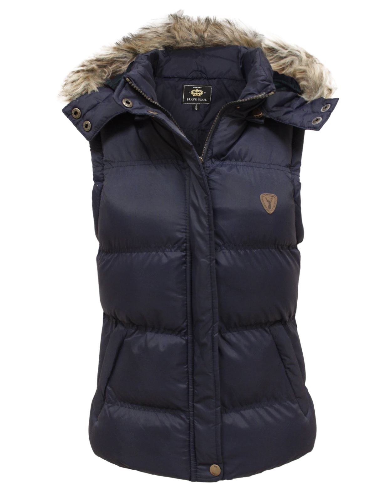 Womens Gilets. The ideal transitional piece this season, our range of women's gilets has everything from non-hooded, hooded and padded designs, all offering the perfect balance of style and practicality.