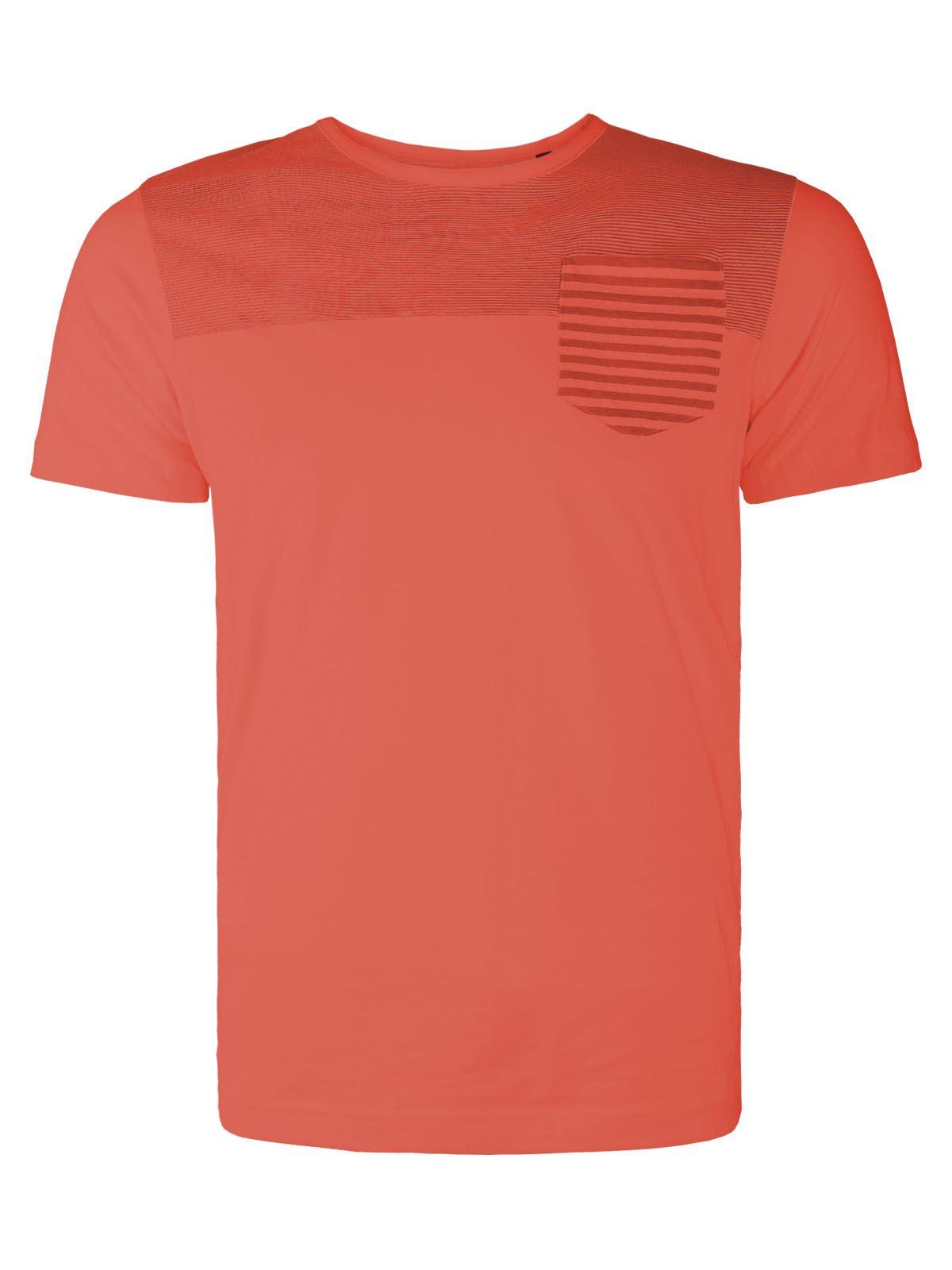 mens pocket short sleeve summer casual cotton stripped top. Black Bedroom Furniture Sets. Home Design Ideas