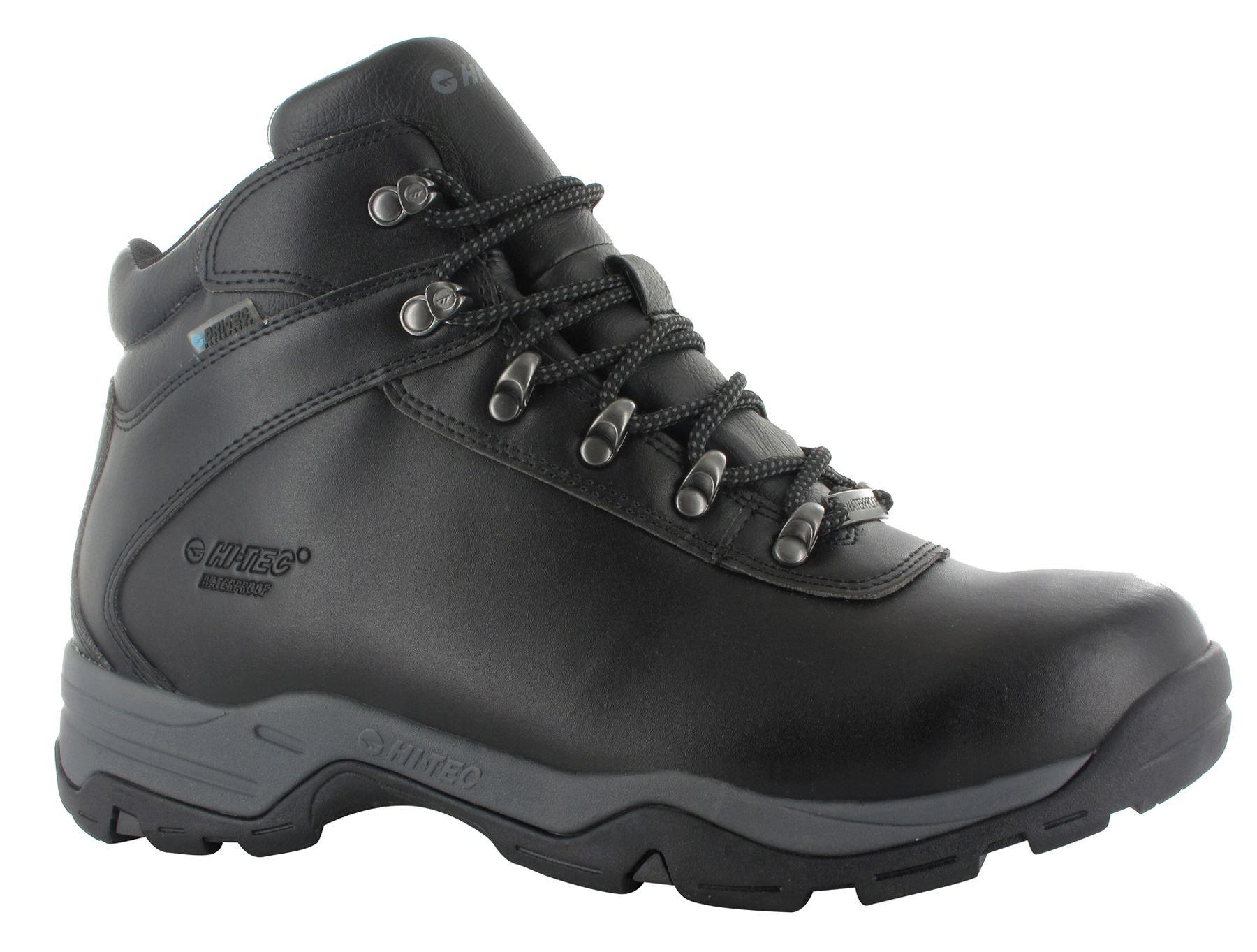 Hi-Tec Eurotrek Ii Walking Shoe L45u4509