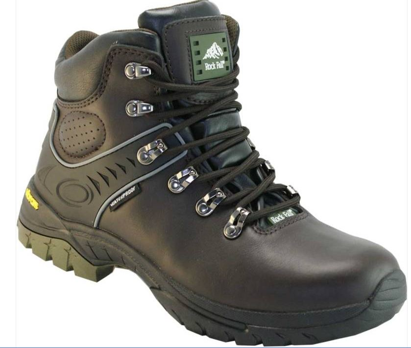 Rockfall Lace Up Safety Shoes