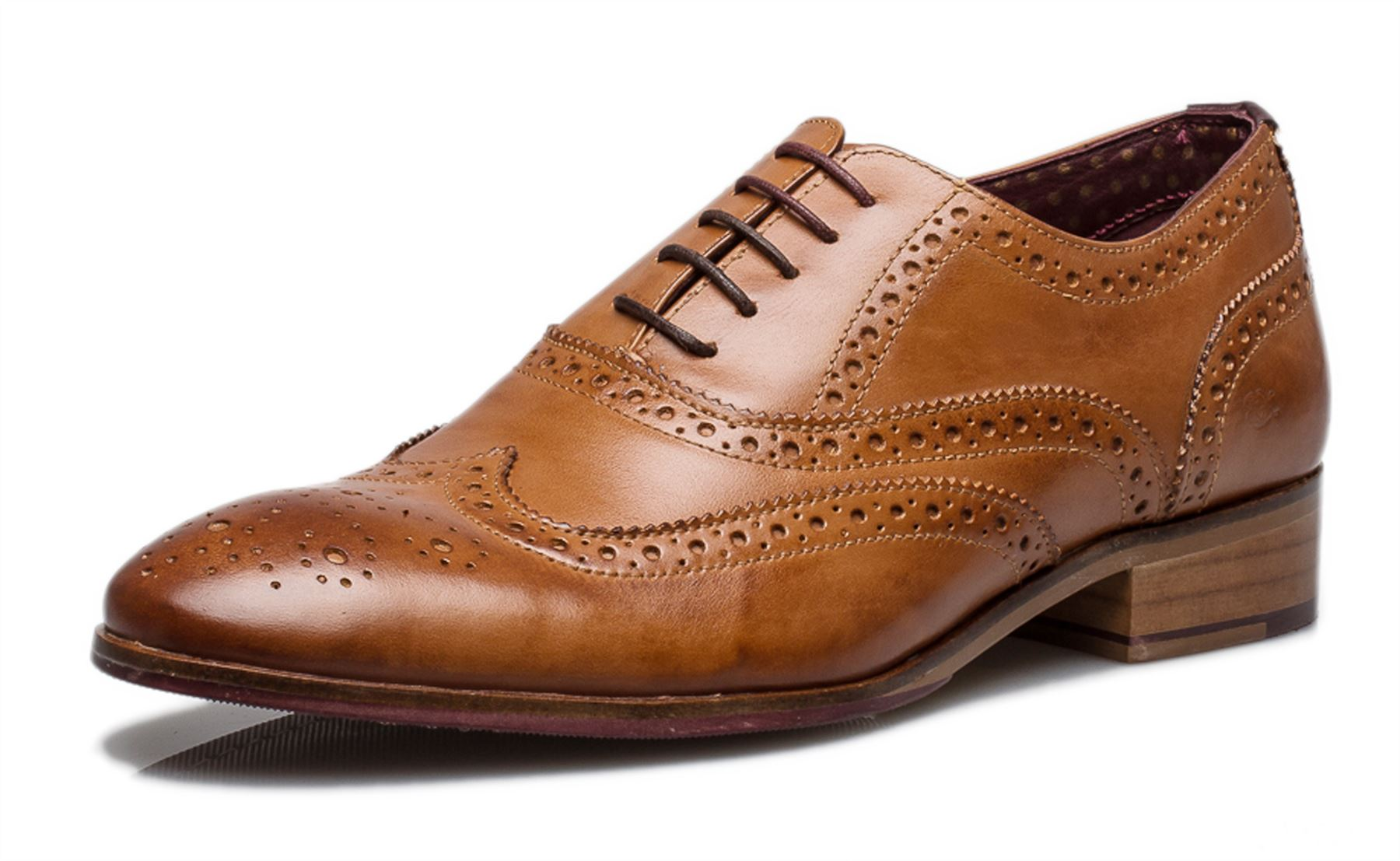 Mens Warehouse Wingtip Shoes