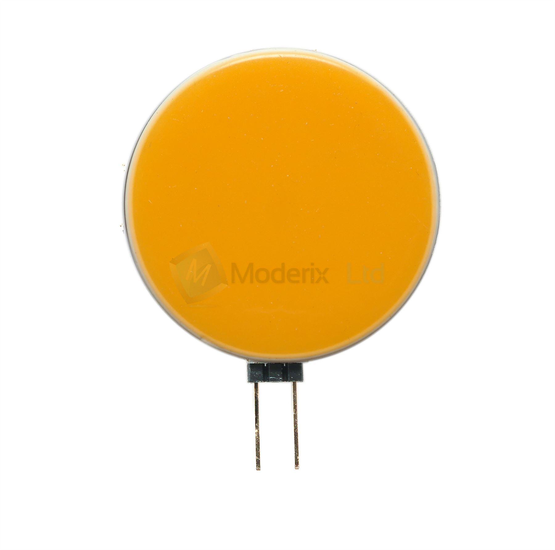 G4 led disc dc 12v cob light bulbs lamps car boat caravan for 12v table lamps for boats