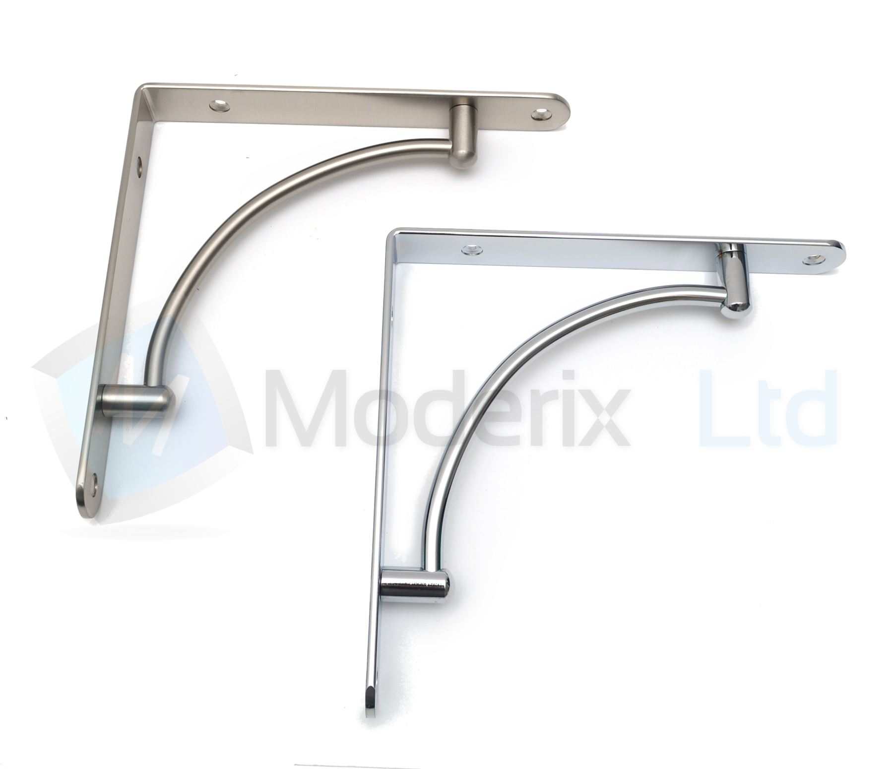 High Quality Fixed Shelf Brackets Supports With Fixings