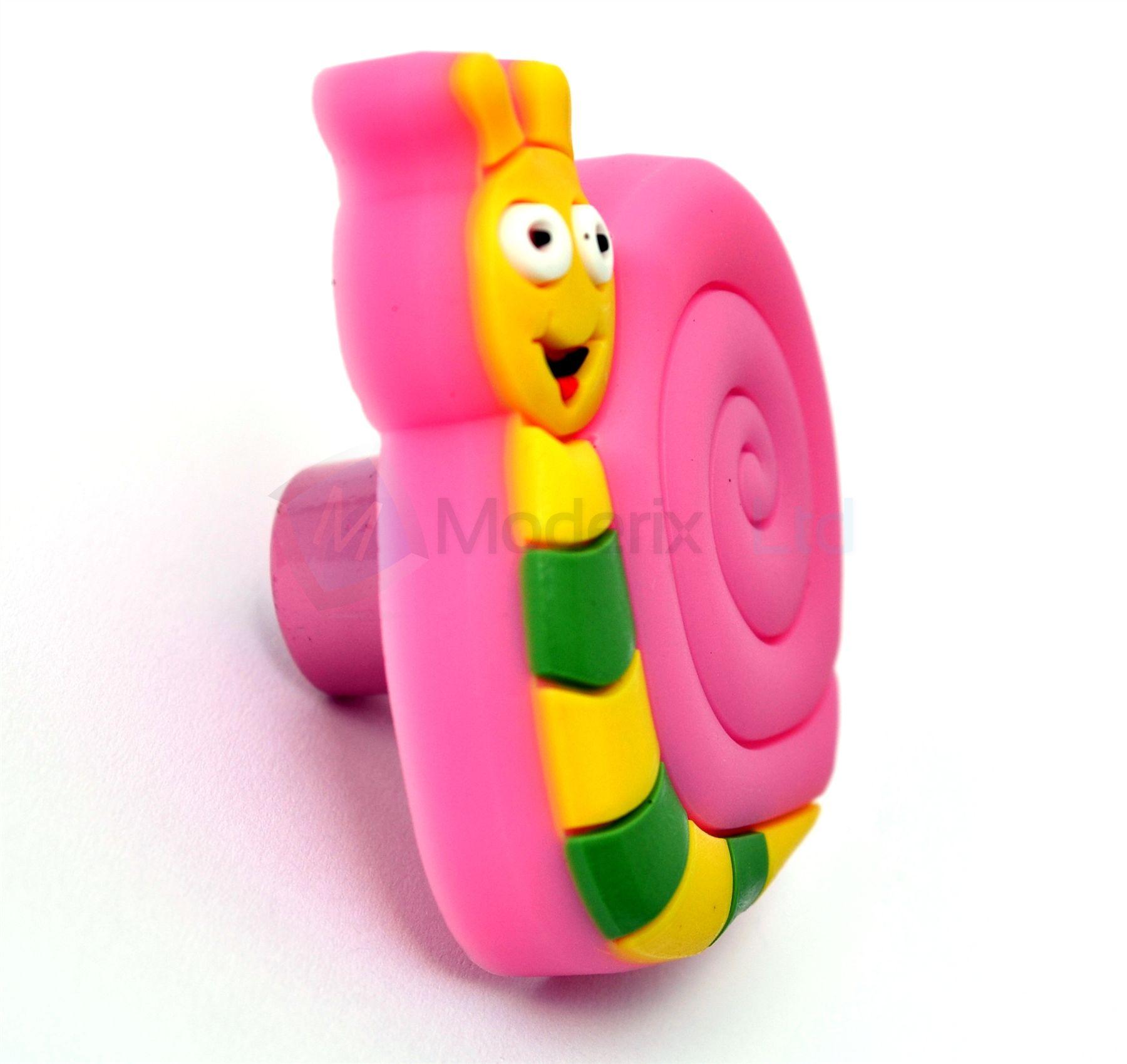 Knobs handles rubber kids children wardrobe drawer for Children s bureau knobs