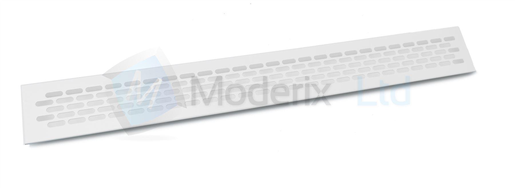 blanc plinthe cuisine grille ventilation plan de travail chaleur 480 x 60 mm ebay. Black Bedroom Furniture Sets. Home Design Ideas